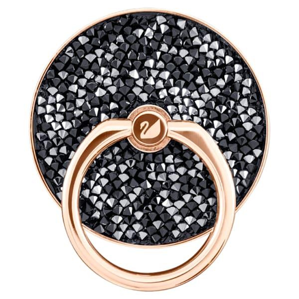 swarovski glam rock ring sticker black mixed plating swarovski 5457469