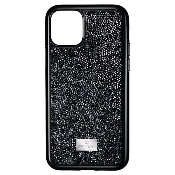 swarovski glam rock smartphone case iphone® 11 pro black swarovski 5531147