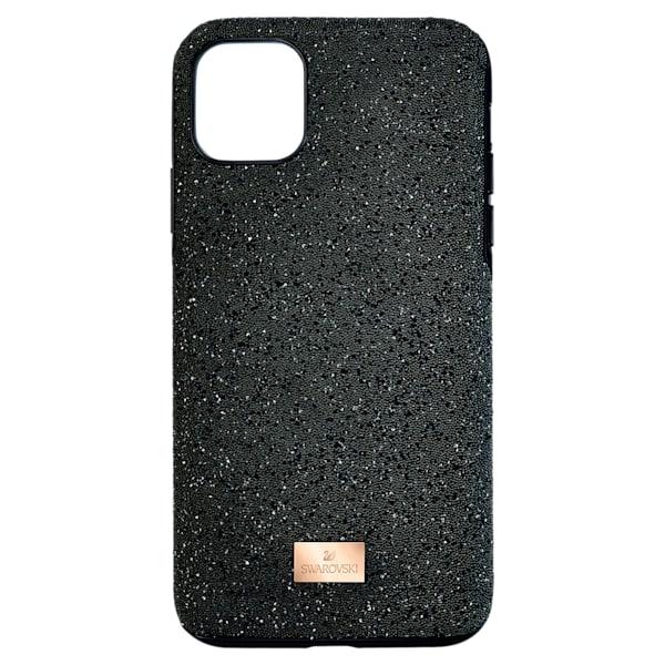 swarovski high smartphone case iphone® 11 pro max black swarovski 5531150