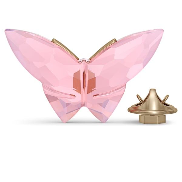 swarovski jungle beats butterfly magnet pink large swarovski 5572154