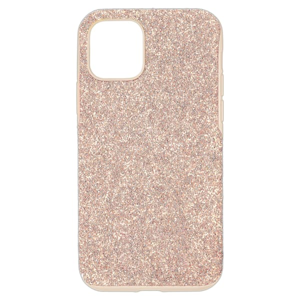 swarovski high smartphone case with bumper iphone® 11 pro pink swarovski 5599151