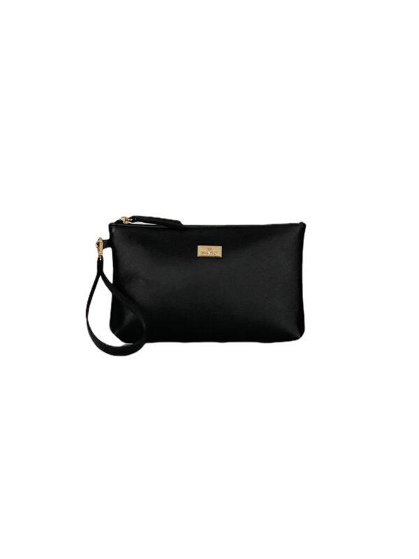 Γυναικεία τσάντα χειρός Elektra SS21 Μαύρο