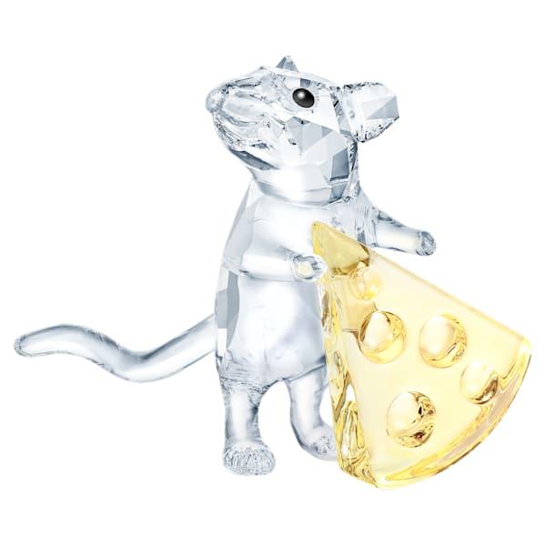 swarovski mouse with cheese swarovski 5464939